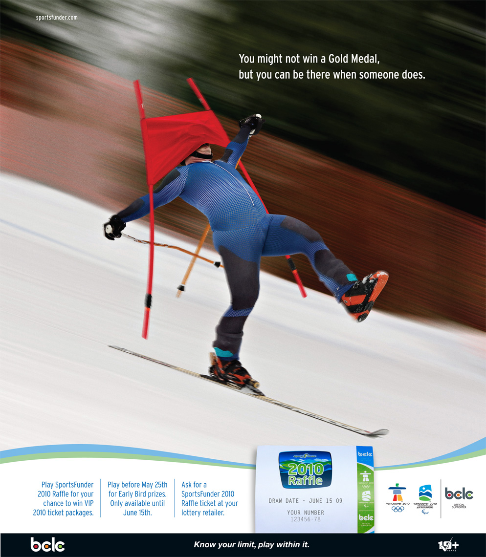 Lindsay Siu Photographer Vancouver Commercial Photography Advertising Cossette BCLC Sportsfunder Skier.jpg